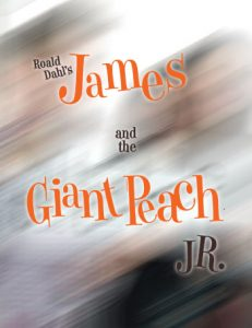 James and the Giant Peach JR – March 2020